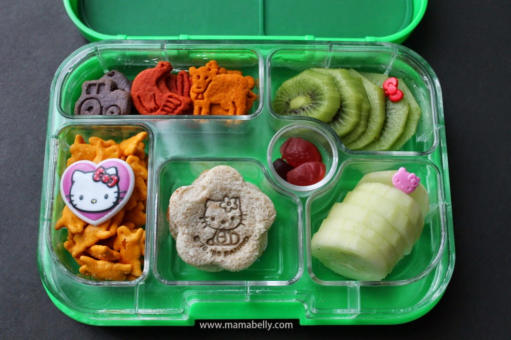A week of Yumbox School Lunches - mamabelly.com
