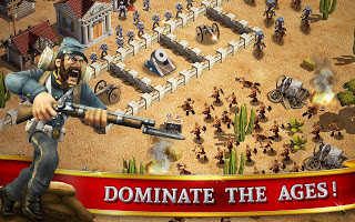 Battle Ages v1.3.1 MOD APK Android