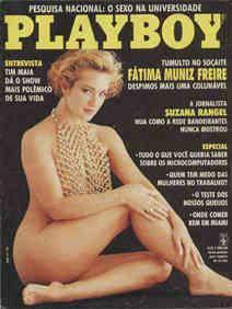 Fátima Muniz Freire - Playboy 1991