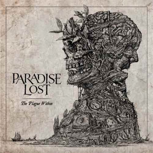 Paradise Lost - The Plague Within cover
