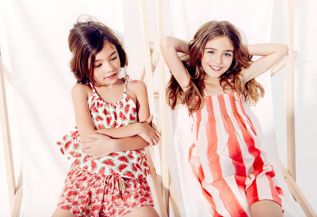 campagne zara kids   printemps t 2015 kid dit mode