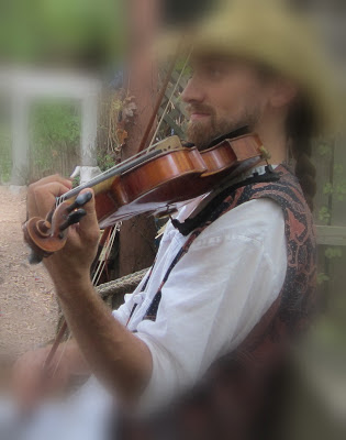 Musician at the Crossroads