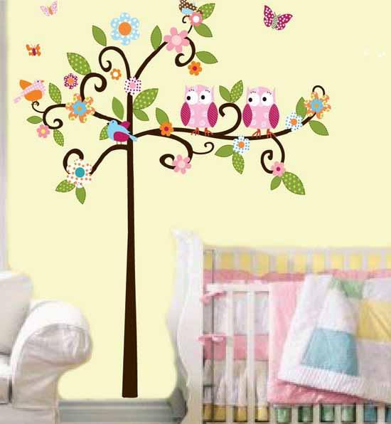 Kids Bedroom Wall Painting Ideas - Interior Designs Room
