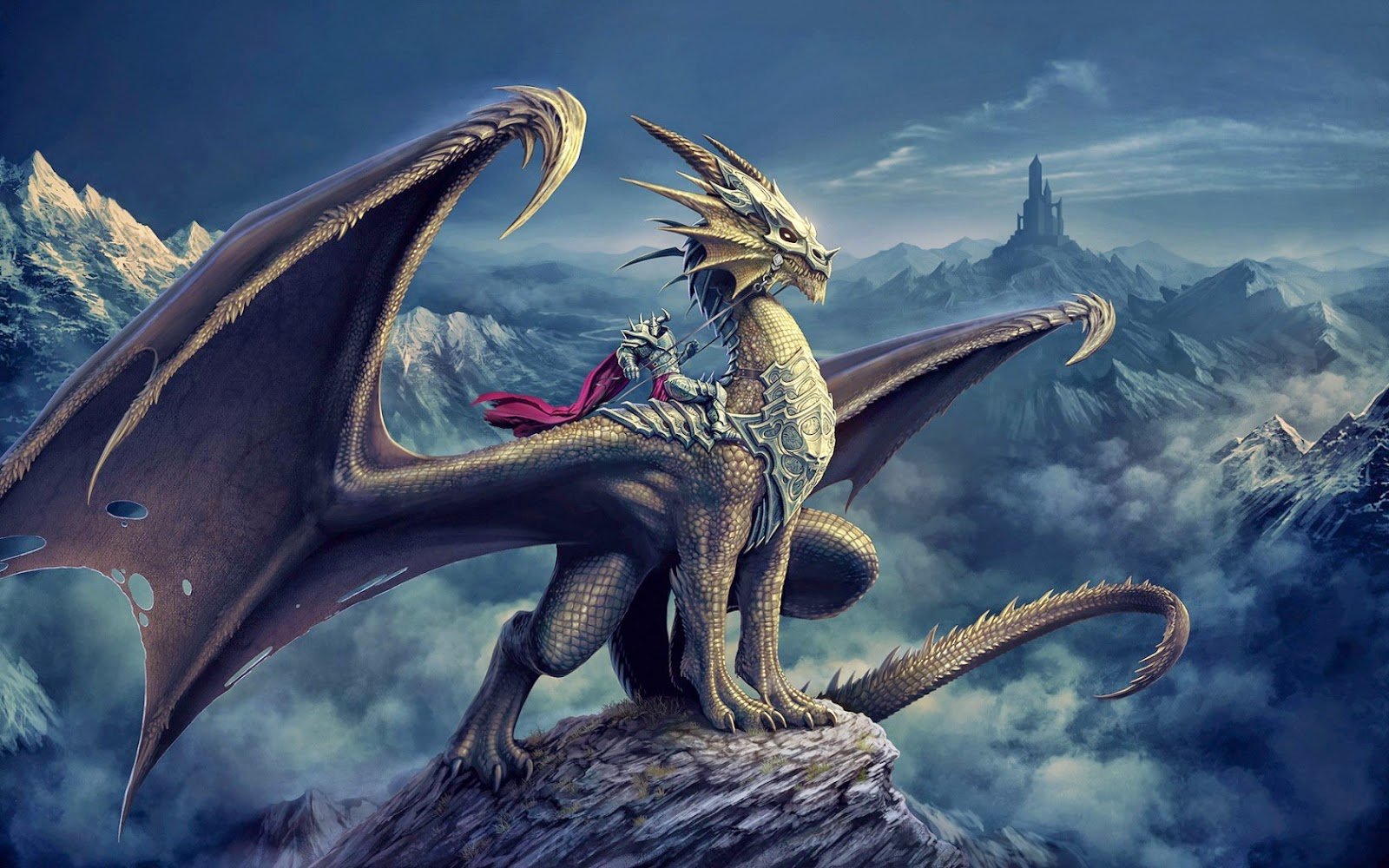 Are there dragons