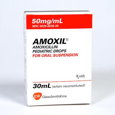 Dosis Obat AMOXIL / Amoxycillin