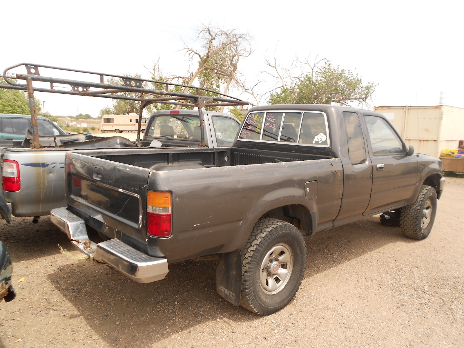 Parts For 1988 Toyota Pickup