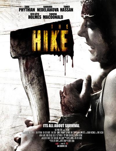 La Excursión [The Hike] 2011 DVDRip Subtitulos Español Latino Descargar 1 Link