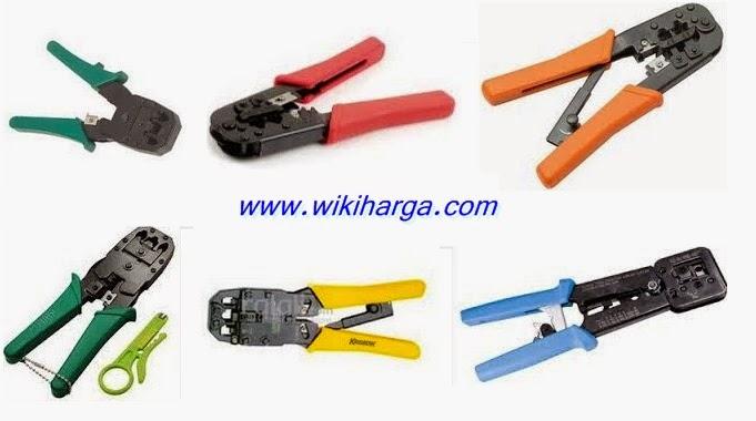 Daftar Harga Crimping tool terbaru