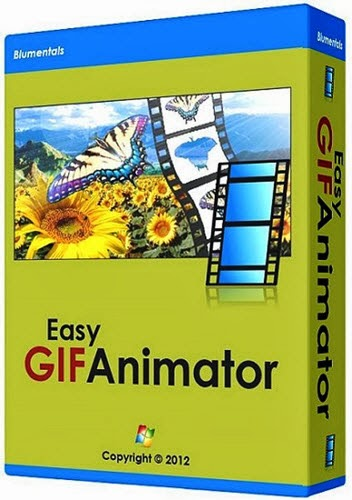 ����� ������ Blumentals Easy GIF Animator Pro 6.1.0.52 Final �� ��� ��������