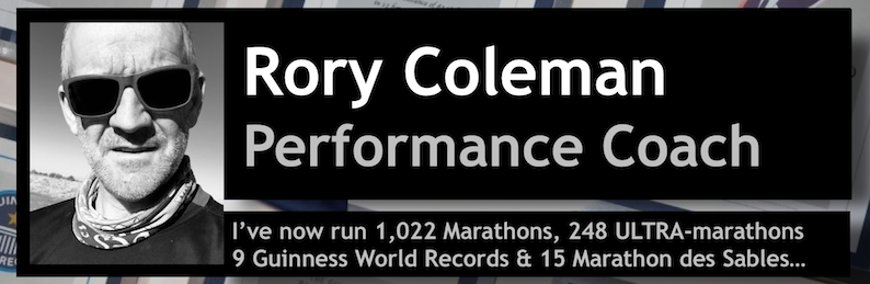 Rory Coleman - Running Coach