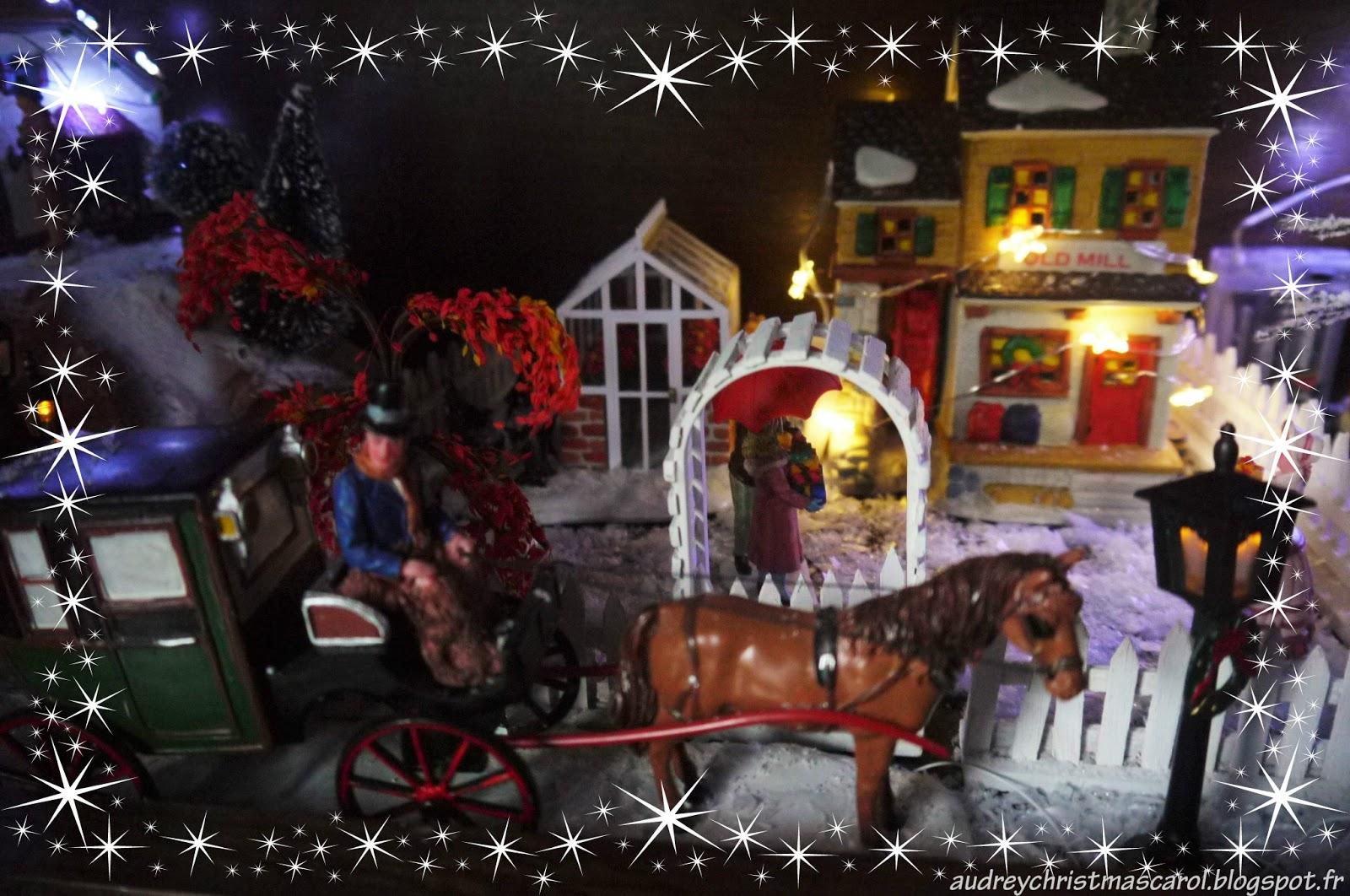#A38528 My Christmas Carol: Lemax Christmas Village By Monique 6125 decoration de noel village miniature 1600x1062 px @ aertt.com