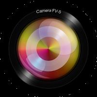 Camera FV-5 - Aplikasi Android untuk membuat Foto Menakjubkan