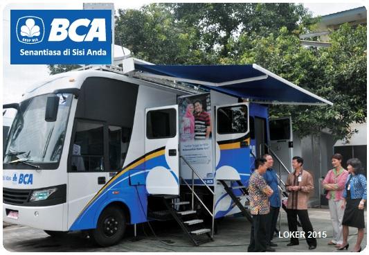 Loker Bank BCA, Karir Terbaru BCA, Info kerja Bank BCA