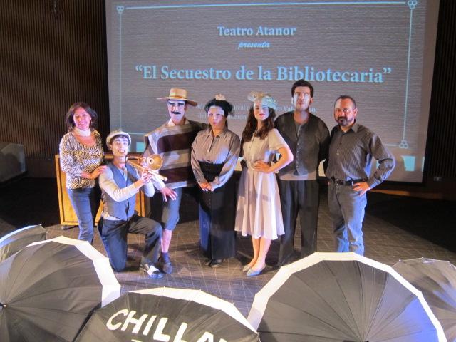 Compañía de Teatro Atanor
