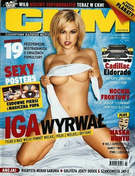 Iga Wyrwal - CKM Poland