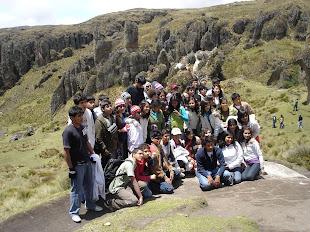 Cumbemayo - Cajamarca 2008