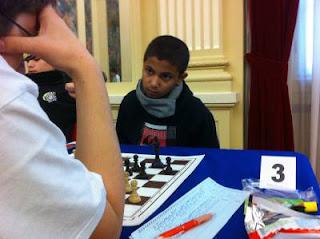 Fahim Mohammad à Saint-Mandé © Chess & Strategy