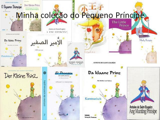 Minha Coleção do Pequeno Príncipe