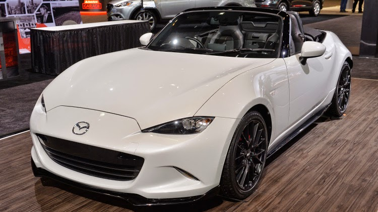 2016 Mazda CX5 Miata ConvertibleFull Drive SpecsPrice Features