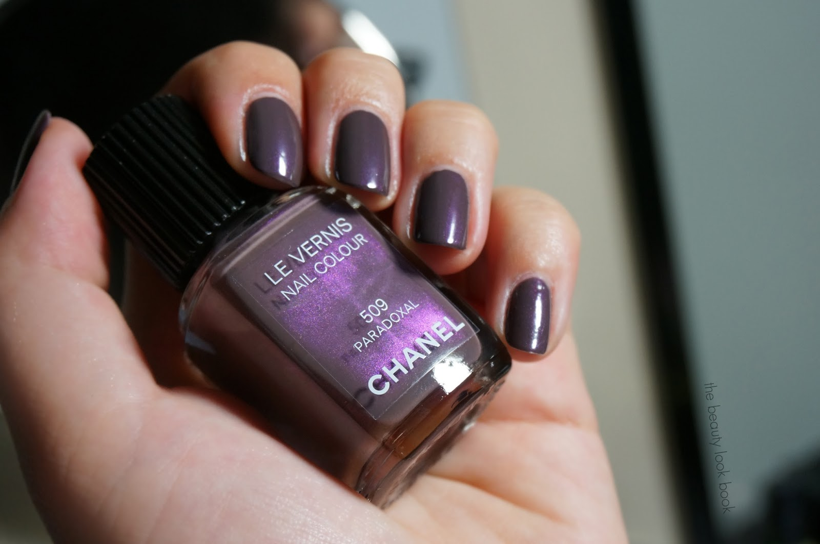 Chanel Paradoxal 509 Le Vernis - Revisited | The Beauty Look Book