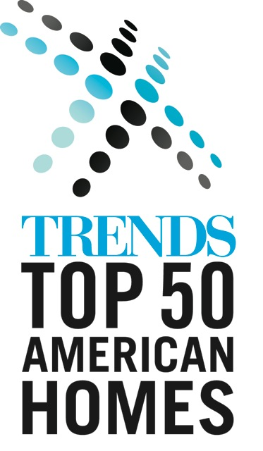 Home And Architectural Trends Magazine top 50 homes in americatrends - linda merrill