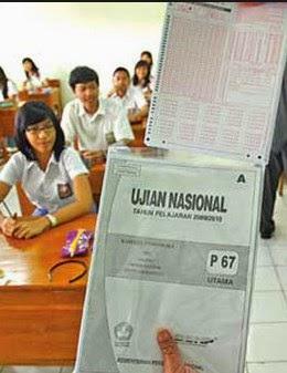 Ujian Nasional Tahun 2015 Akan Gunakan Kurikulum 2006
