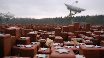 Monument met de 102000 sterren
