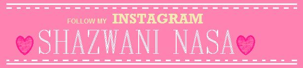 http://instagram.com/shazwaninasa