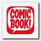 Logo Application Comic Book