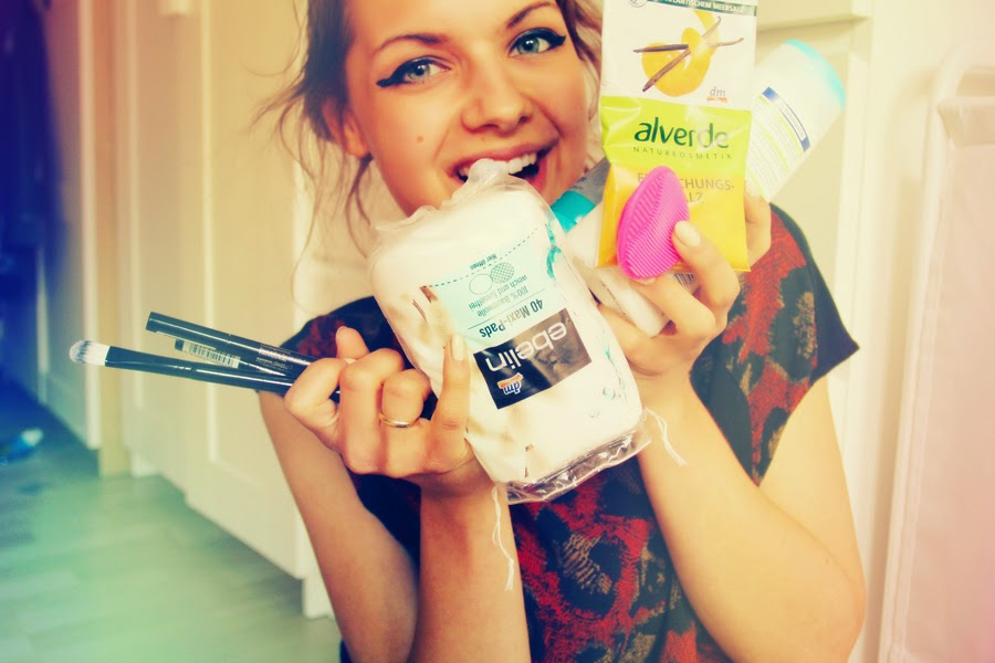 vegan cosmetics dm haul fashion blogger myberlinfashion