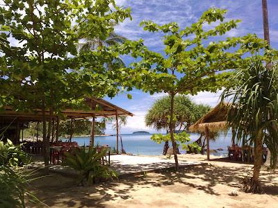 Restaurant. Rawai Beach, Phuket, Thailand