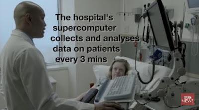 Komputer Medis ini Dapat Memprediksi Kematian