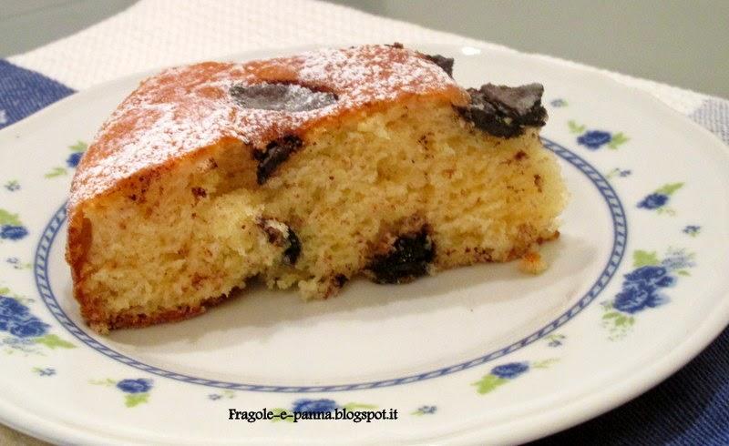 torta per colazione soffice e veloce  pronta in 5 minuti