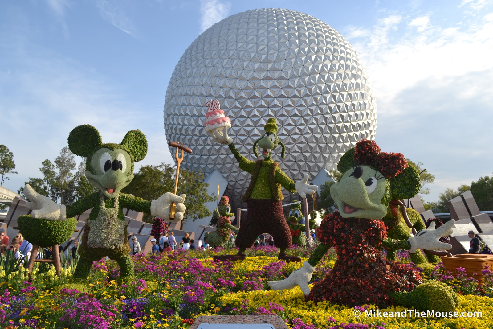 Disney Topiary Part - 48: The Art Of Topiary Gardening From Walt Disney World Resort