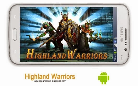Highland Warriors - ANDROID [FREE DOWNLOAD]