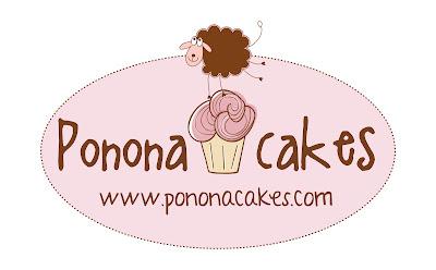 Logo Ponona Cakes