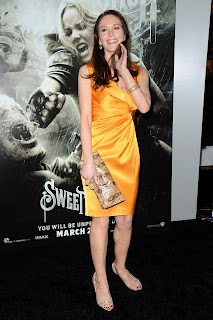 Diane Lane Sucker Punch Premiere Round-Up