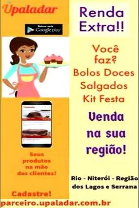 UPALADAR - Renda Extra!!!