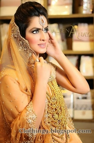 Aleena Anaya Luxury Attires 2015-16