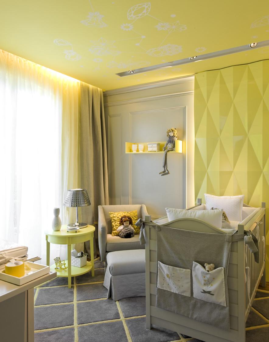 decoracao de quarto de bebe azul e amarelo:blog de decoração – Arquitrecos: Quartos de bebê cheios de cor!!