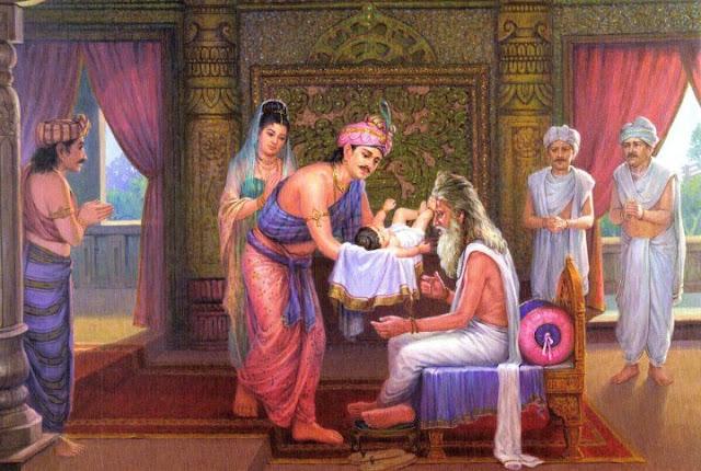 Kelahiran Pangeran Sidharta