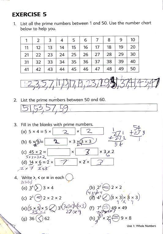 math problems 5th grade
