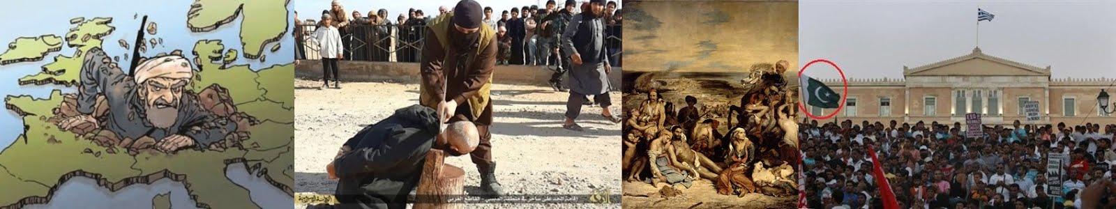 Άρχισαν να στέλνουν λάθρο-ισλαμο-εισβολείς στην Ευρώπη δια της ΒΙΑΣ και ΤΖΑΜΠΑ;;;σώωωπα!!!