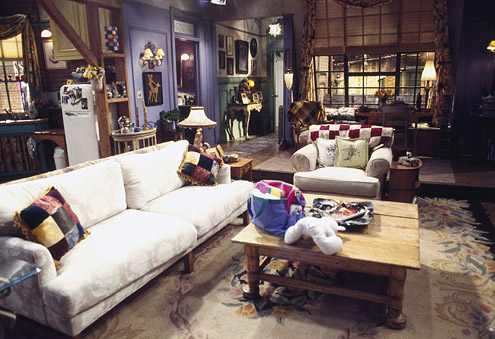 Friends TV Show Monica's Apartment