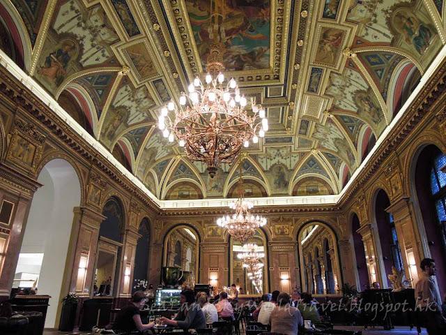 Alexandra Cafe, 布達佩斯, budapest