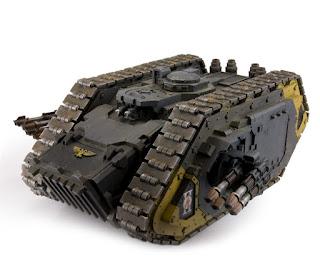 Vehículo de Asalto Spartan