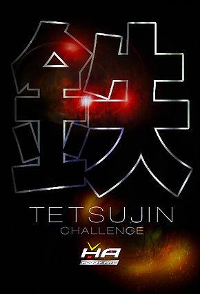 Tetsujin Mecha Kits Challenge