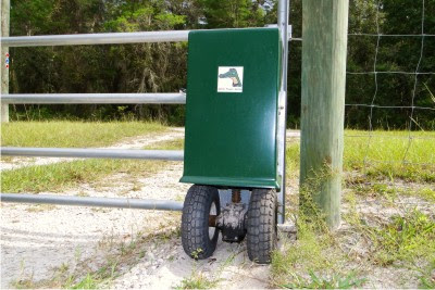 Gator Power Gate