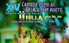 II MILLA - XV CARRERA POPULAR BLAS INFANTE