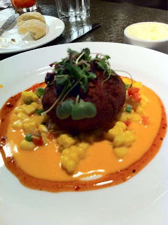 New Orleans Style Crab Cake
